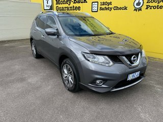 2016 Nissan X-Trail T32 TL X-tronic 2WD Grey 7 Speed Constant Variable Wagon.
