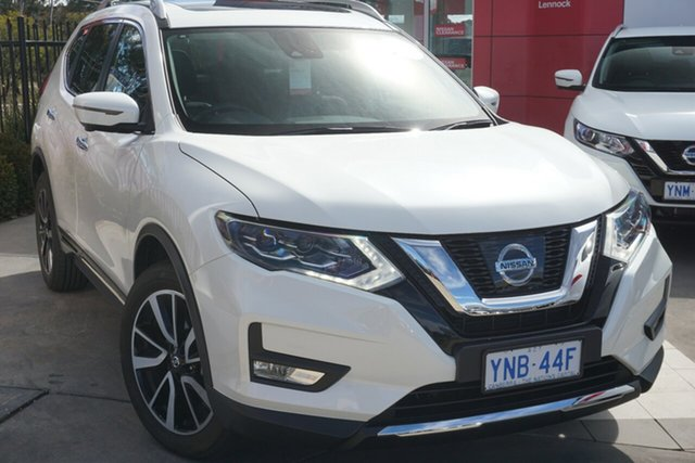 Demo Nissan X-Trail T32 Series II TL X-tronic 4WD, 2017 Nissan X-Trail T32 Series II TL X-tronic 4WD Snow Storm 7 Speed Constant Variable Wagon