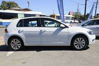 2019 Volkswagen Golf 7.5 MY19.5 110TSI Trendline Pure White 6 Speed Manual Hatchback