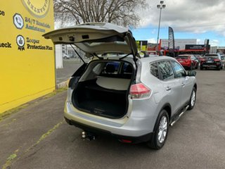 2014 Nissan X-Trail T32 ST X-tronic 4WD Brilliant Silver 7 Speed Constant Variable Wagon