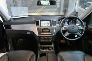 2012 Mercedes-Benz M-Class W166 Grey 7 Speed Sports Automatic Wagon.