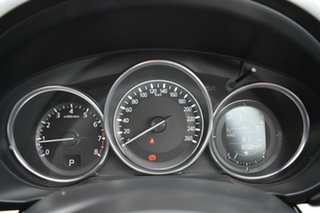 2018 Mazda CX-5 KF2W7A Maxx SKYACTIV-Drive FWD Sport Silver 6 Speed Sports Automatic Wagon