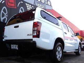 2015 Isuzu D-MAX MY15 LS-M Crew Cab Splash White 5 Speed Sports Automatic Utility