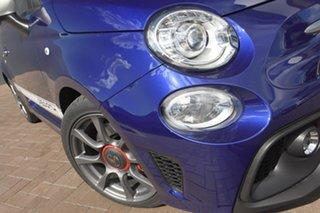 2020 Abarth 595 Series 4 Podium Blue 5 Speed Manual Hatchback.