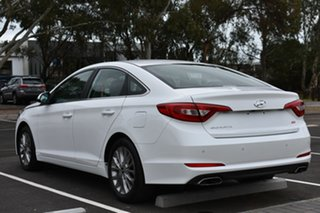 2017 Hyundai Sonata LF3 MY17 Active White 6 Speed Sports Automatic Sedan