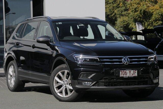Demo Volkswagen Tiguan 5N MY18 110TDI DSG 4MOTION Comfortline, 2018 Volkswagen Tiguan 5N MY18 110TDI DSG 4MOTION Comfortline Deep Black Pearl Effect 7 Speed