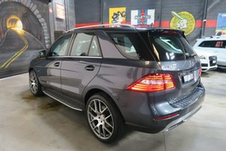 2012 Mercedes-Benz M-Class W166 Grey 7 Speed Sports Automatic Wagon