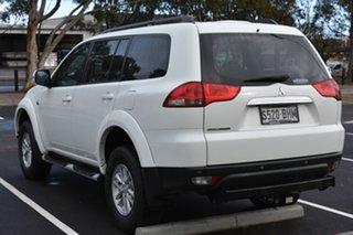 2015 Mitsubishi Challenger PC (KH) MY14 White 5 Speed Sports Automatic Wagon