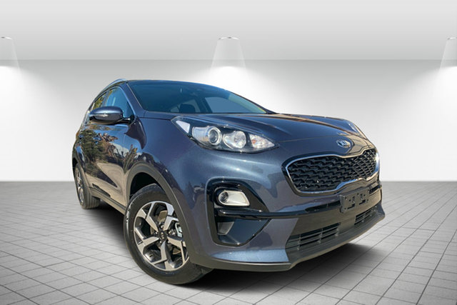 Used Kia Sportage QL MY18 SLi 2WD, 2018 Kia Sportage QL MY18 SLi 2WD Blue 6 Speed Sports Automatic Wagon