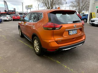 2017 Nissan X-Trail T32 Series II ST X-tronic 4WD Orange 7 Speed Constant Variable Wagon