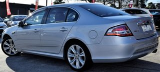 2012 Ford Falcon FG MkII G6E EcoBoost Silver 6 Speed Sports Automatic Sedan