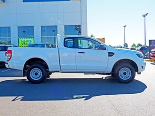 2019 Ford Ranger PX MkIII 2019.00MY XL Pick-up Super Cab White 6 Speed Sports Automatic Utility