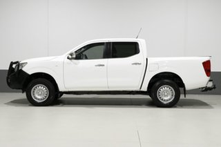 2015 Nissan Navara NP300 D23 RX (4x4) White 7 Speed Automatic Double Cab Utility