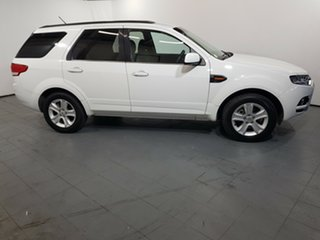 2014 Ford Territory SZ TX Seq Sport Shift White 6 Speed Sports Automatic Wagon