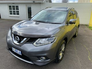 2016 Nissan X-Trail T32 TL X-tronic 2WD Grey 7 Speed Constant Variable Wagon