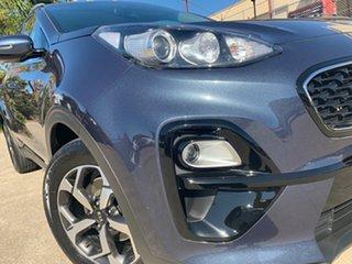 2018 Kia Sportage QL MY18 SLi 2WD Blue 6 Speed Sports Automatic Wagon.