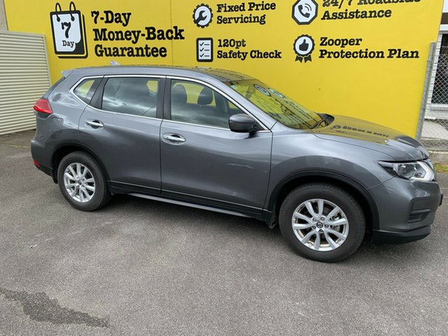 Used Nissan X-Trail T32 Series II ST X-tronic 4WD, 2017 Nissan X-Trail T32 Series II ST X-tronic 4WD Grey 7 Speed Constant Variable Wagon
