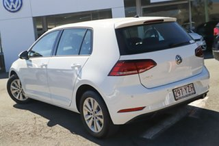 2019 Volkswagen Golf 7.5 MY19.5 110TSI Trendline Pure White 6 Speed Manual Hatchback.