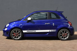 2020 Abarth 595 Series 4 Podium Blue 5 Speed Manual Hatchback