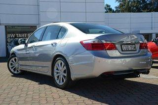 2013 Honda Accord 9th Gen MY13 VTi-L Silver 5 Speed Sports Automatic Sedan.