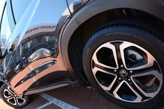 2018 Honda HR-V MY17 VTi-L Ruse Black 1 Speed Constant Variable Hatchback