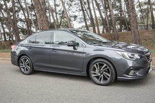 2019 Subaru Liberty B6 MY19 2.5i CVT AWD Premium Magnetite Grey 6 Speed Constant Variable Sedan.