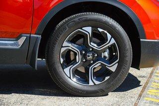 2019 Honda CR-V RW MY19 VTi-LX 4WD Passion Red 1 Speed Constant Variable Wagon