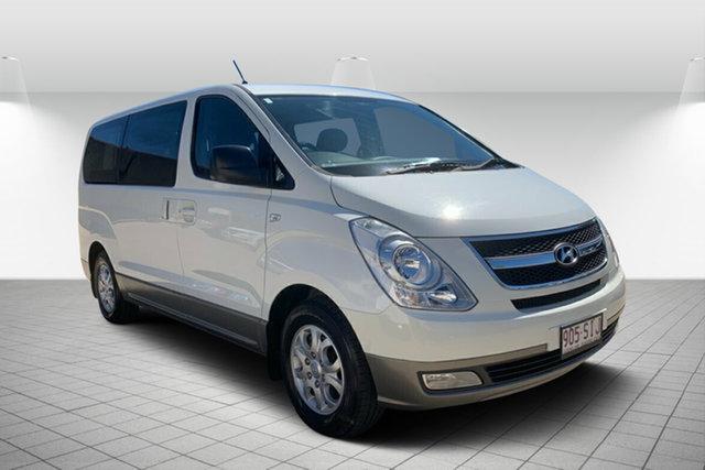 Used Hyundai iMAX TQ-W , 2010 Hyundai iMAX TQ-W White 4 Speed Automatic Wagon