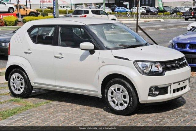New Suzuki Ignis  , 2019 Suzuki Ignis IGNIS1 IGNIS GL AUTO Pure White Pearl Wagon