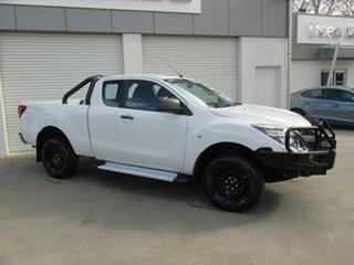 2016 Mazda BT-50 XT XT Freestyle White 6 Speed Automatic Utility.