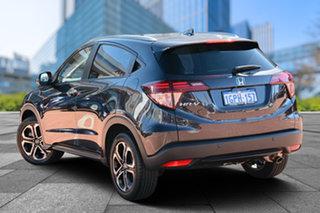 2018 Honda HR-V MY17 VTi-L Ruse Black 1 Speed Constant Variable Hatchback.