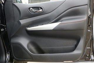 2019 Nissan Navara D23 S4 MY19 N-TREK Cosmic Black 7 Speed Sports Automatic Utility