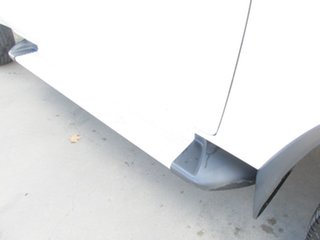2016 Mazda BT-50 XT XT Freestyle White 6 Speed Automatic Utility