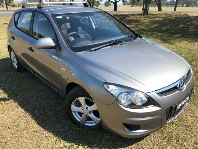 Used Hyundai i30 FD MY11 SX, 2011 Hyundai i30 FD MY11 SX Grey 4 Speed Automatic Hatchback