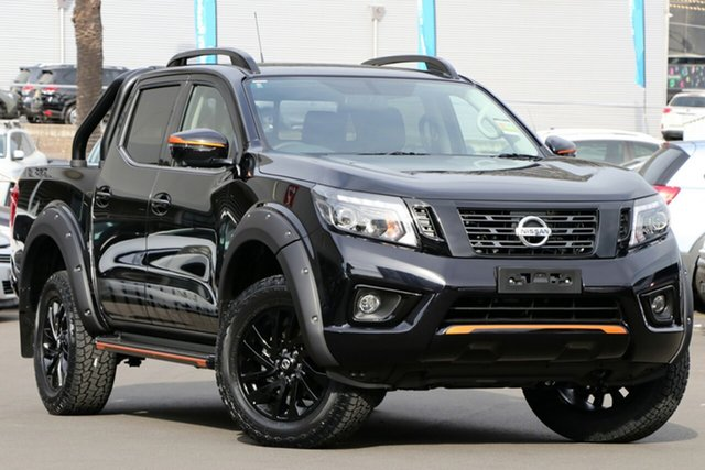 New Nissan Navara D23 S4 MY20 N-TREK Warrior, 2020 Nissan Navara D23 S4 MY20 N-TREK Warrior Cosmic Black 7 Speed Sports Automatic Utility