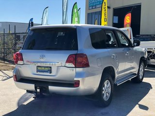 2014 Toyota Landcruiser VDJ200R MY13 GXL Silver 6 Speed Sports Automatic Wagon