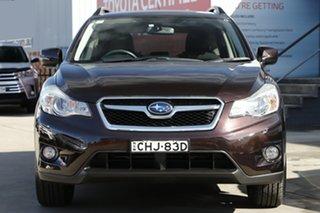 2012 Subaru XV MY13 2.0I Chestnut Continuous Variable Wagon