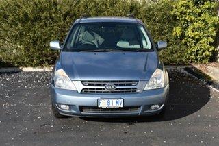 2008 Kia Sorento BL MY08 LX Blue 5 Speed Sports Automatic Wagon.