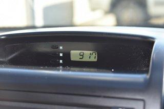 2008 Kia Sorento BL MY08 LX Blue 5 Speed Sports Automatic Wagon