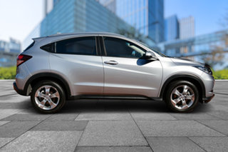 2018 Honda HR-V MY17 VTi-S Lunar Silver 1 Speed Constant Variable Hatchback