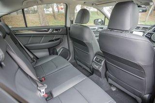 2019 Subaru Liberty B6 MY19 2.5i CVT AWD Premium Magnetite Grey 6 Speed Constant Variable Sedan