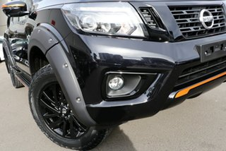2020 Nissan Navara D23 S4 MY20 N-TREK Cosmic Black 6 Speed Manual Utility