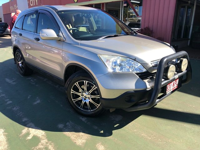 Used Honda CR-V RE MY2007 4WD, 2007 Honda CR-V RE MY2007 4WD 6 Speed Manual Wagon