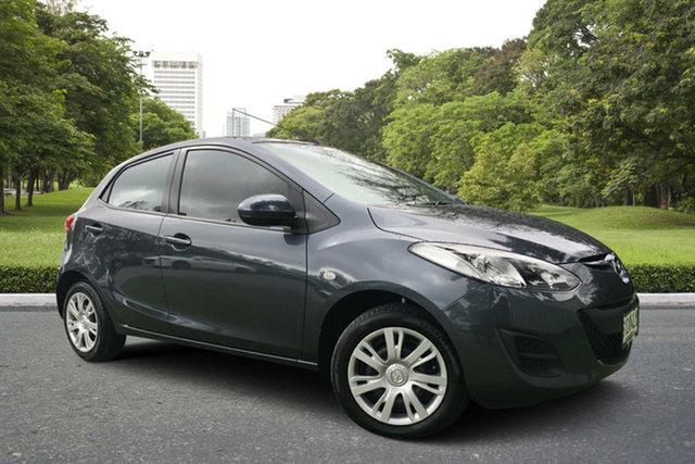 Used Mazda 2 DE10Y1 MY11 Neo, 2011 Mazda 2 DE10Y1 MY11 Neo Grey 5 Speed Manual Hatchback