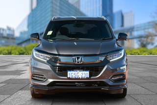 2019 Honda HR-V MY19 RS Modern Steel 1 Speed Constant Variable Hatchback
