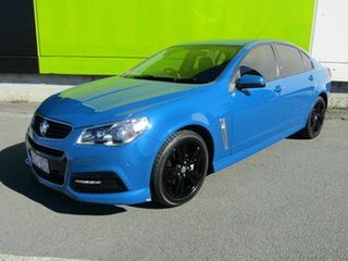 2014 Holden Commodore VF MY15 SV6 Blue 6 Speed Automatic Sedan