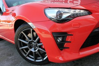2017 Toyota 86 ZN6 Limited Edition Solar Orange 6 Speed Manual Coupe.
