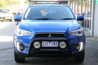 2016 Mitsubishi ASX XB MY15.5 LS 2WD 6 Speed Constant Variable Wagon