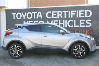 2018 Toyota C-HR NGX10R Koba S-CVT 2WD Shadow Platinum 7 Speed Constant Variable Wagon