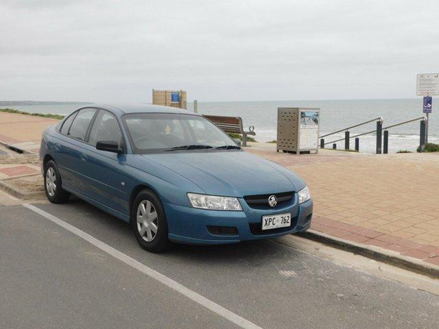 Used Holden Commodore VZ Executive Morphett Vale, 2005 Holden Commodore VZ Executive Blue 4 Speed Automatic Sedan
